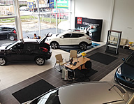Bassetts Nissan - Bridgend Showroom