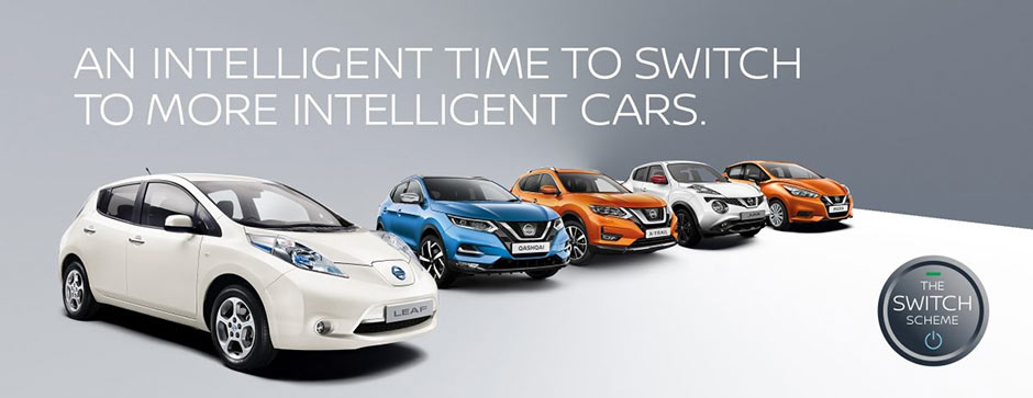 Bassetts Nissan - The Switch Scheme